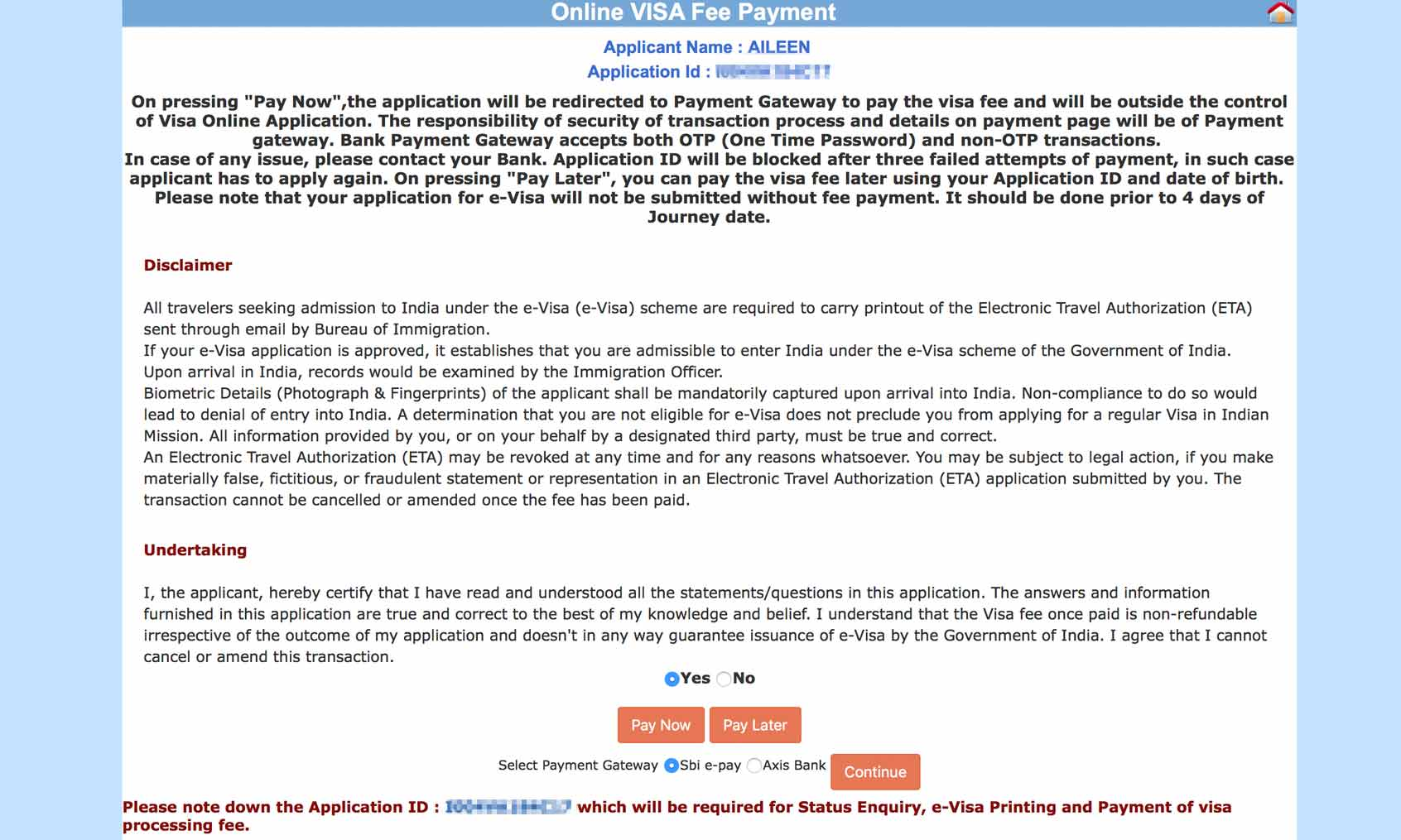 Indian Medical Visa Application Form For Bangladesh Pdf