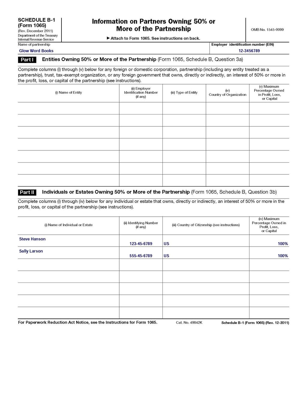 Irs Form 1065 Late Filing Penalty