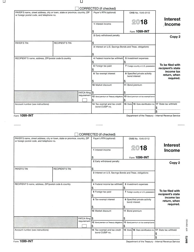 irs-form-1099-int-instructions-2016 Tax Form R Example on independent contractor, free printable copy, example filled out,