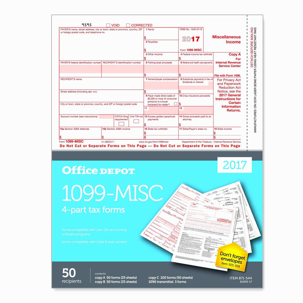Form 1096 Instructions 2017 Best Of Irs Form 1099 Misc 2018 How To Report And Pay Taxes 1099 In E
