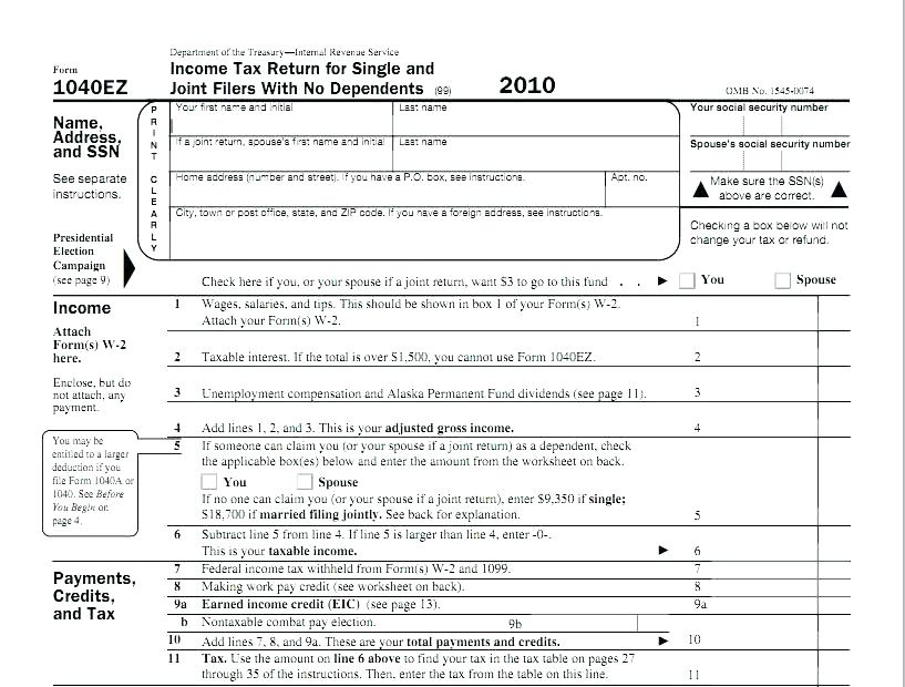 Astounding Form 1040Ez Tax Table Universal Network Download Free Architecture Designs Embacsunscenecom