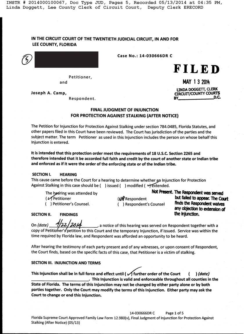 Lee County Fl Divorce Forms