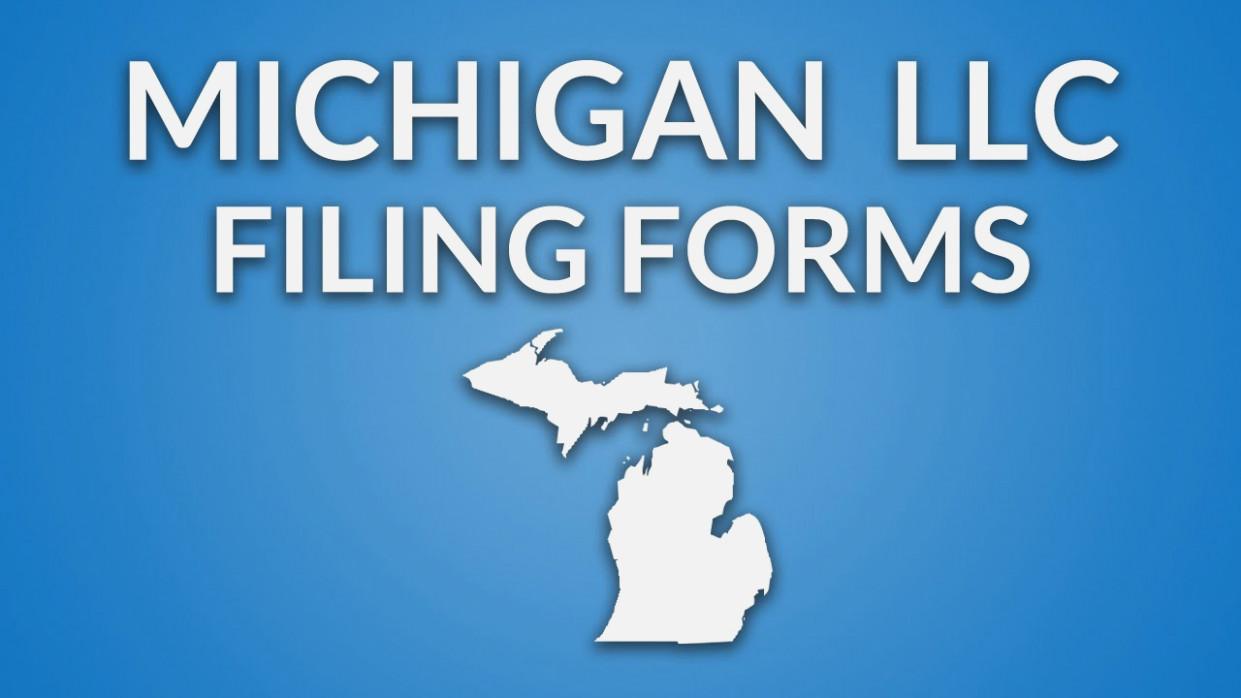Llc Formation In Michigan