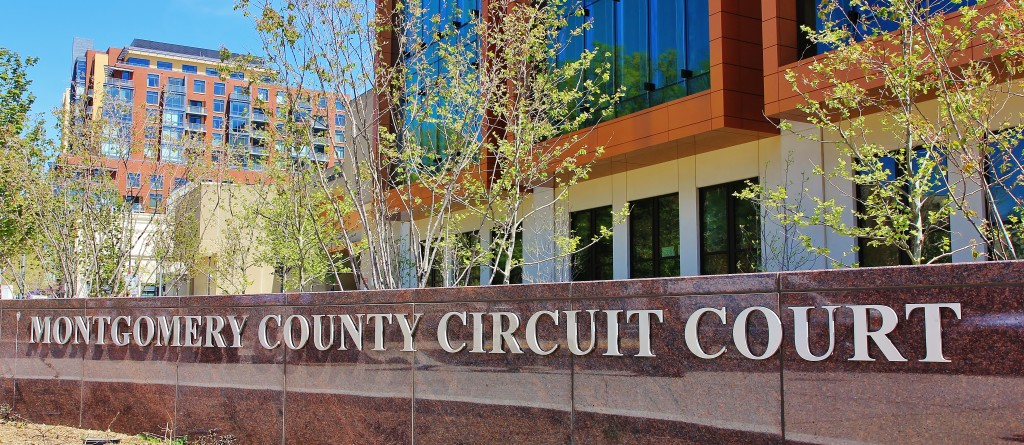 Montgomery County Circuit Court Forms