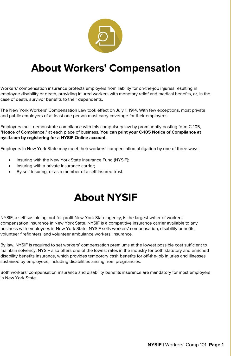 New York State Disability Employer Forms