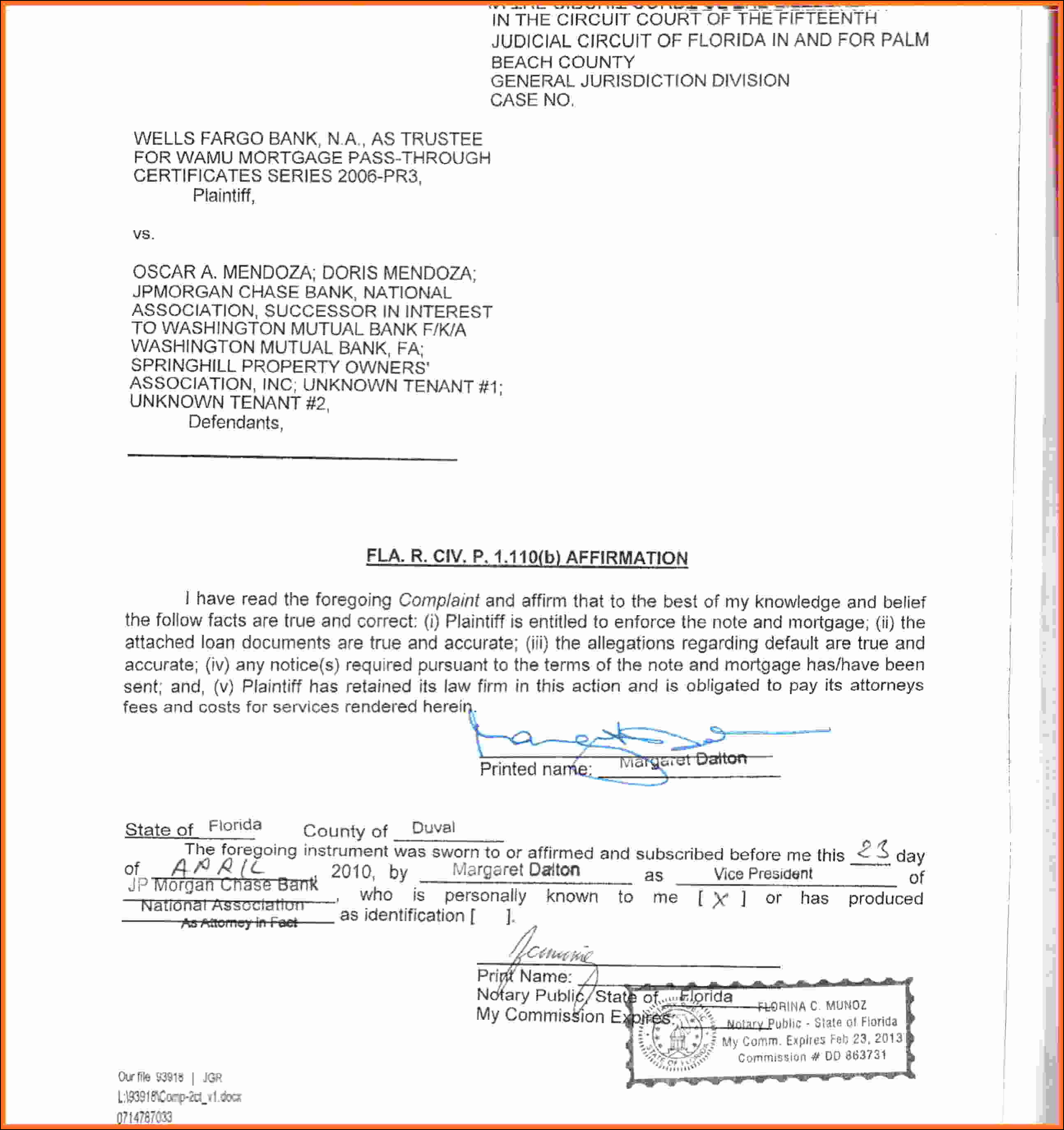 Notary Certificate Forms Unique Notary Form Template