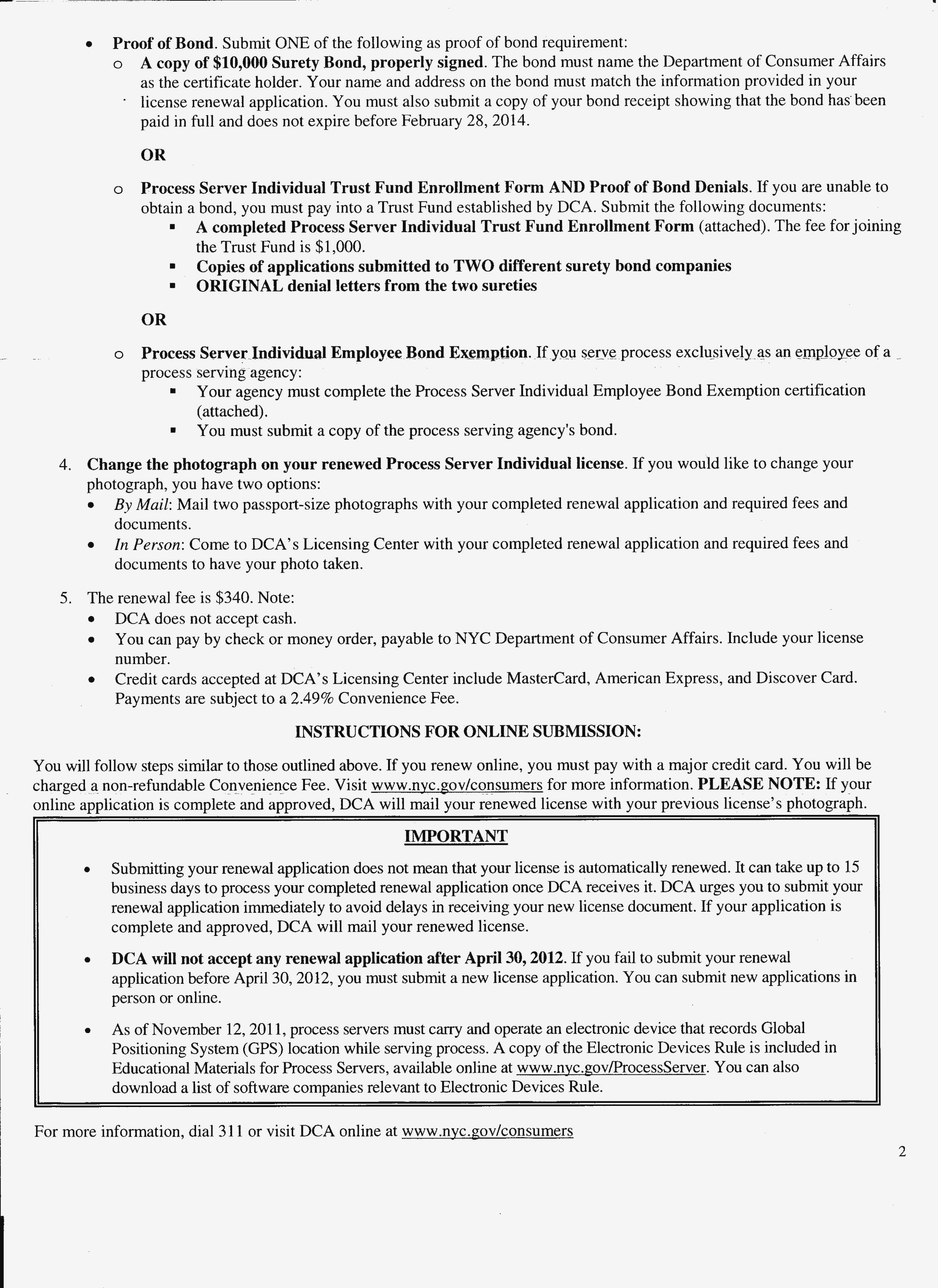 Notary Public Application Form 2018