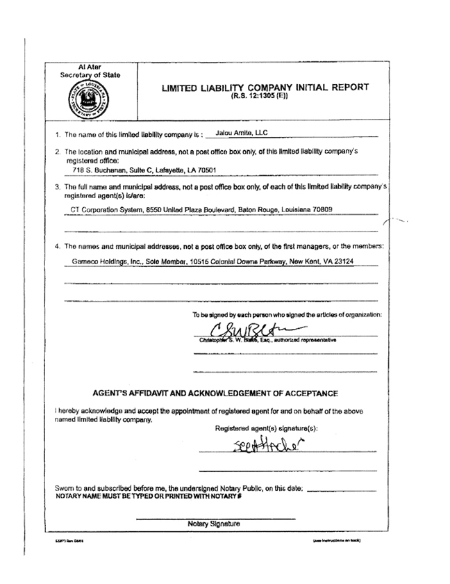 Notary Public Forms Ct