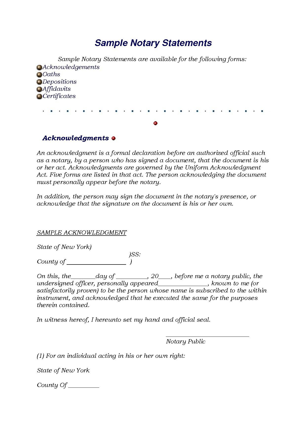 Notary Public Forms Washington State | MBM Legal
