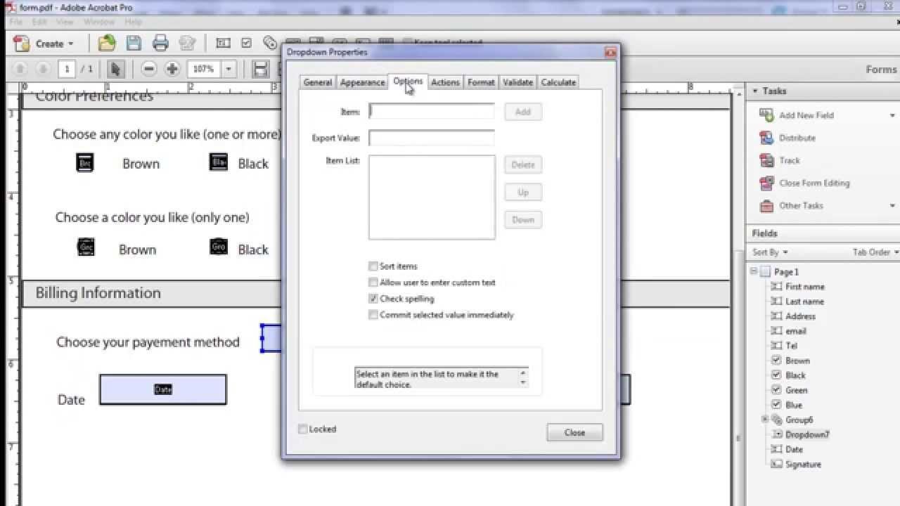 Open Source Pdf Form Creator Mac
