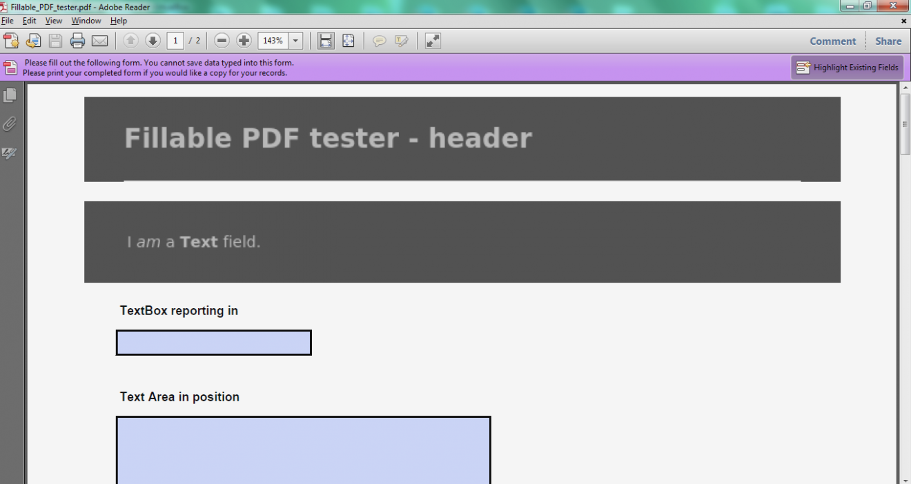 Pdf Fillable Form Creator Online
