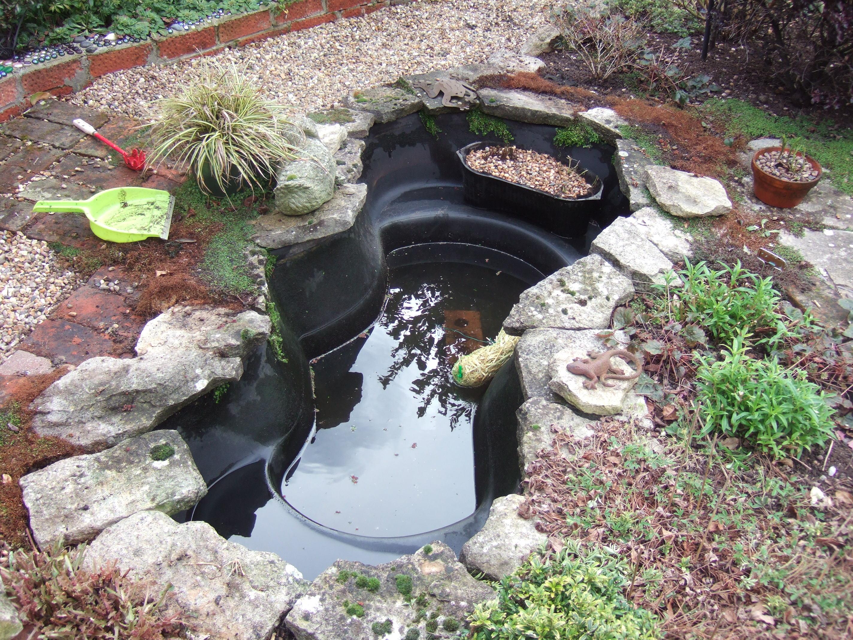 Pre Formed Pond Liner