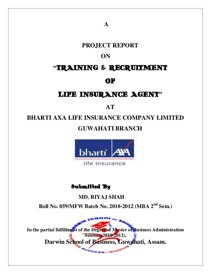 Reliance Life Insurance Advisor Application Form