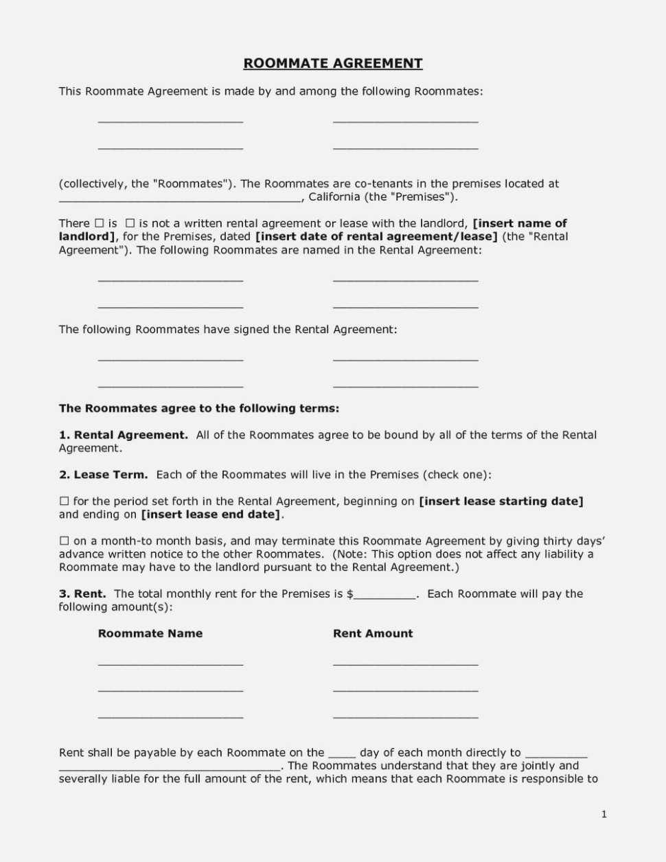 Revocable Living Trust Forms Free Download