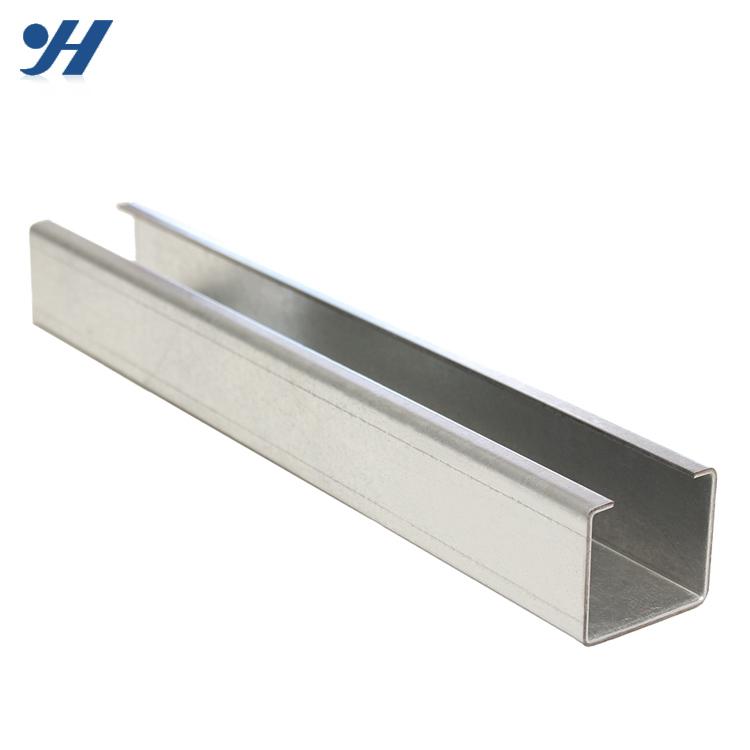 Roll Formed Channel Steel