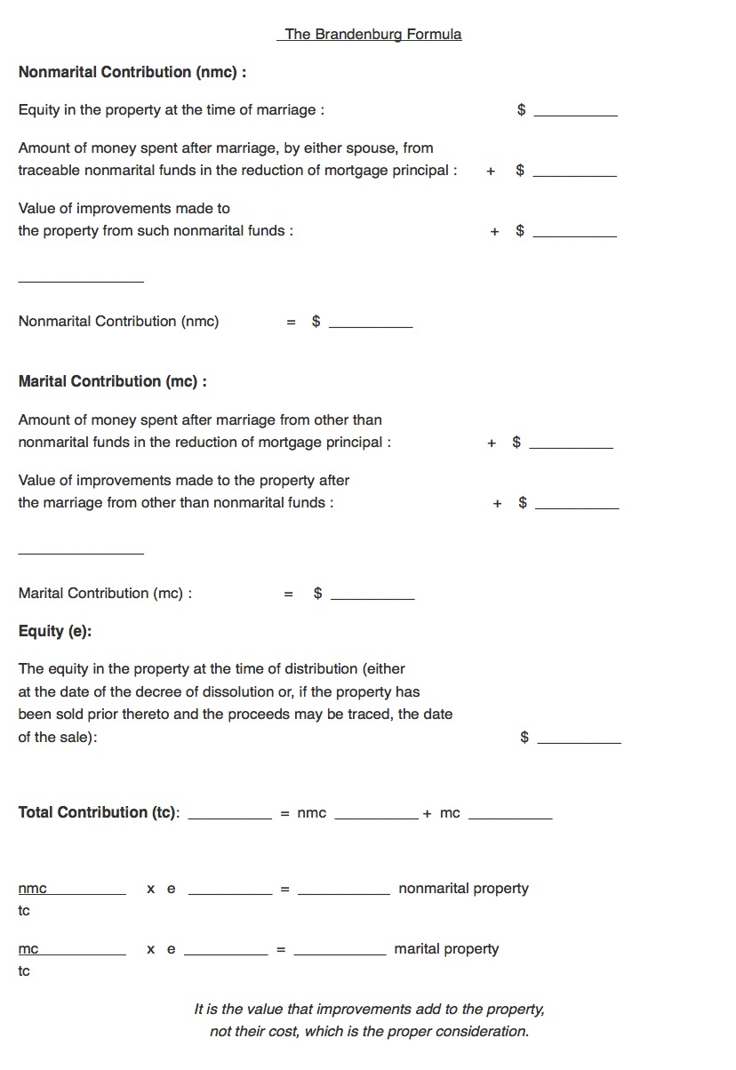 Sample Qdro Form Download