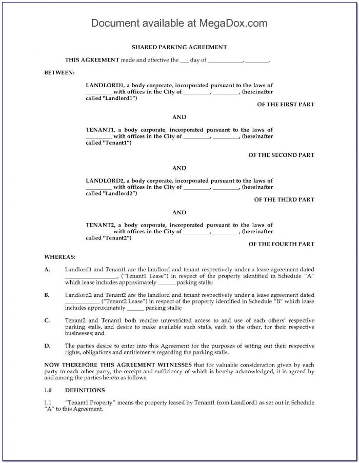 Sibling Buyout Agreement Form