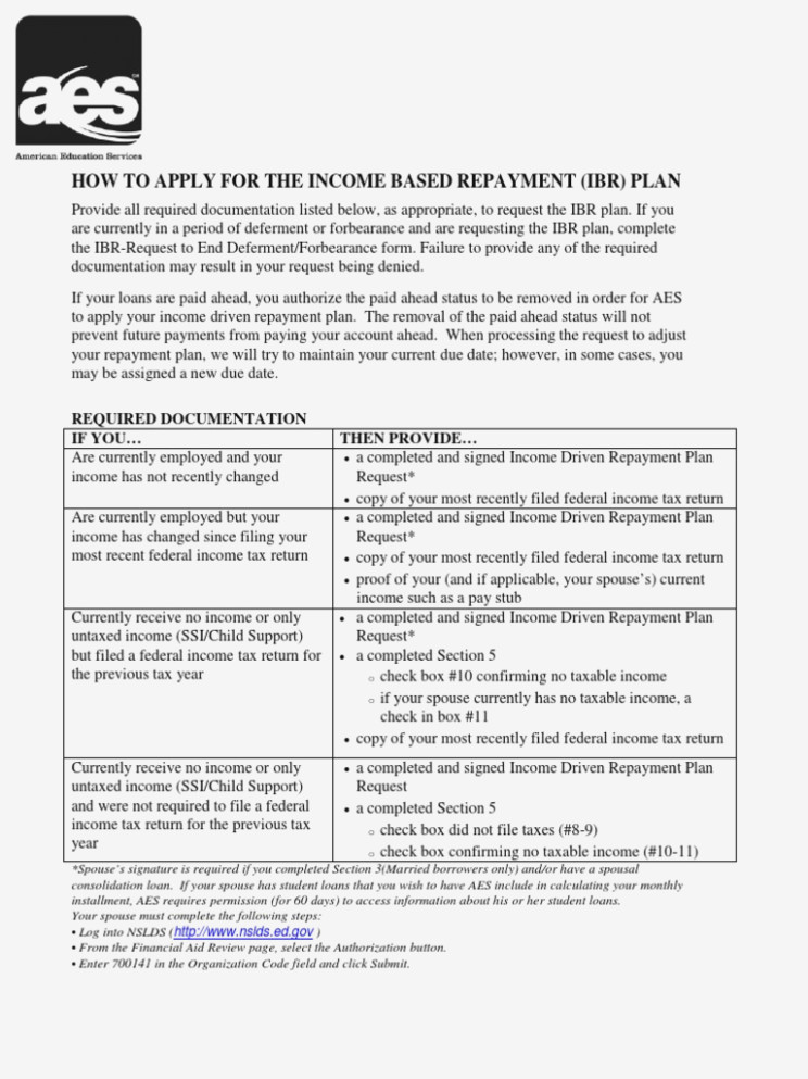 Student Loan Deferment Form