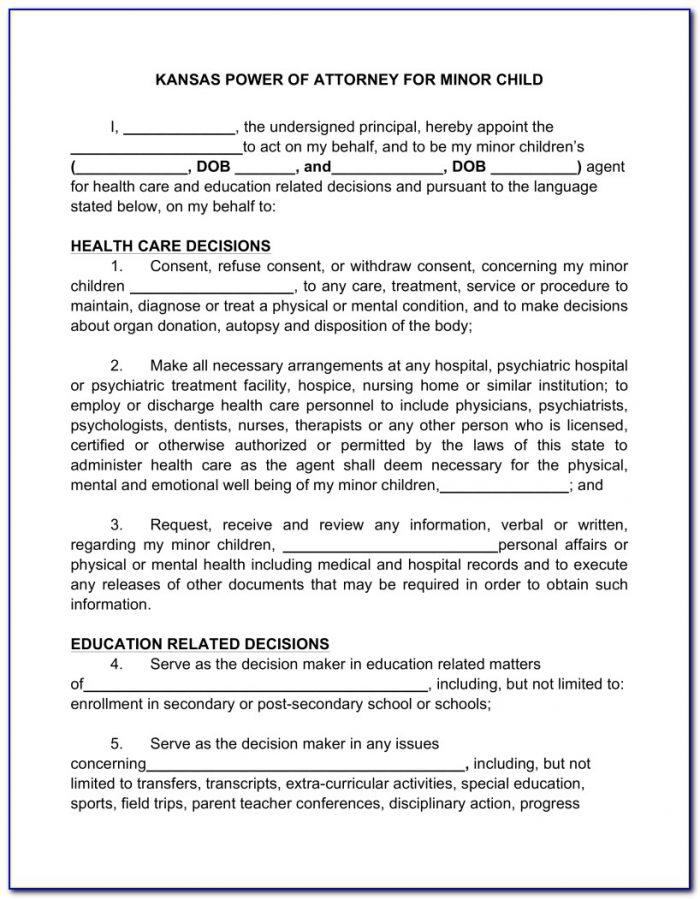 Texas Guardianship Petition