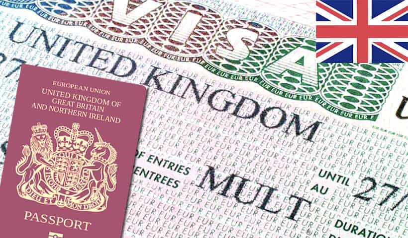 Uk Visa Application Form For Nigerian Applicants Download