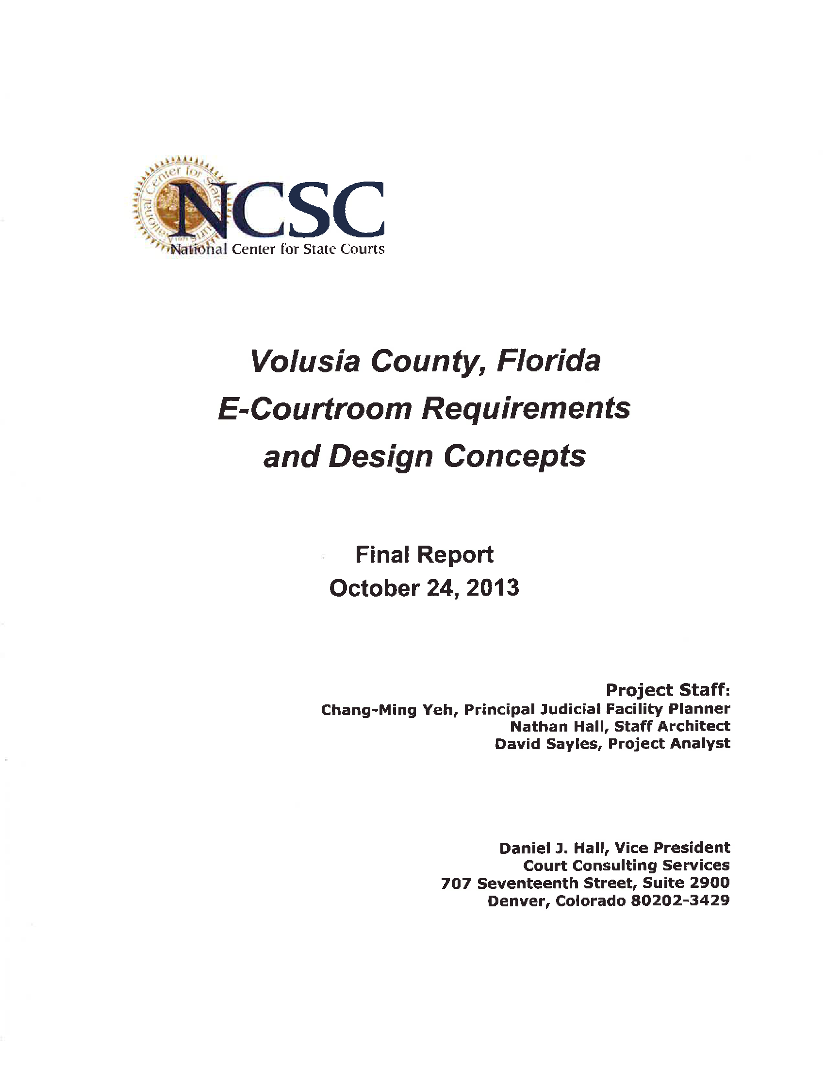 Volusia County Divorce Filing Fees