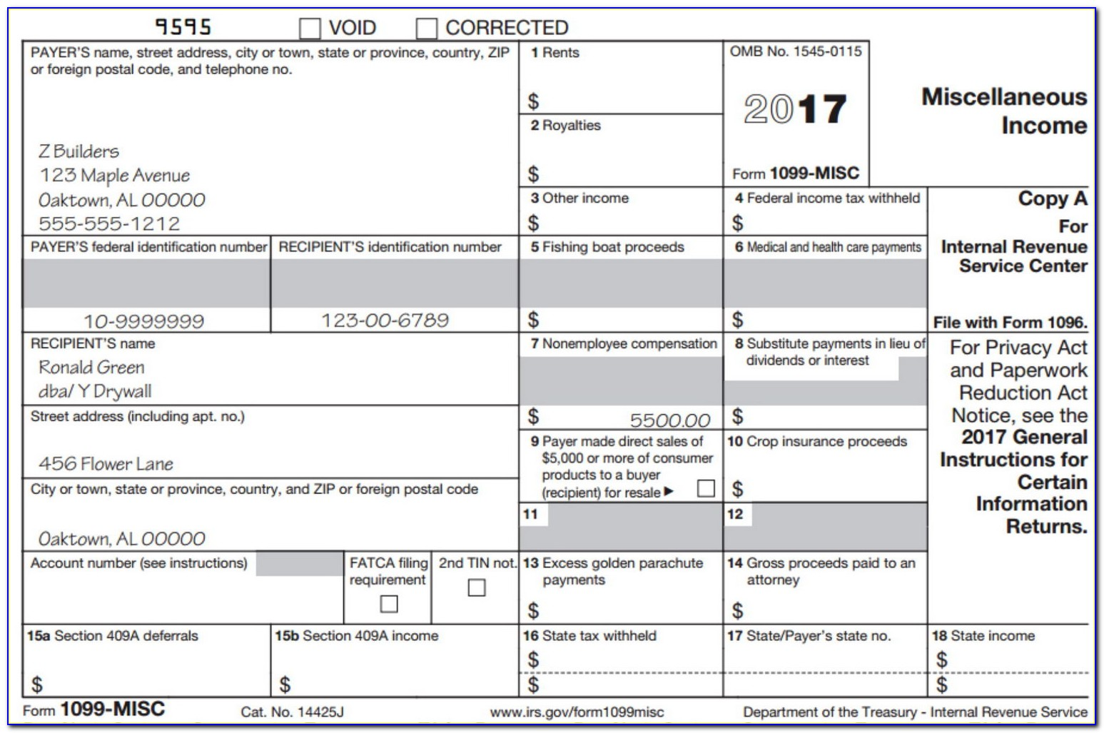W2 Forms For New Employees